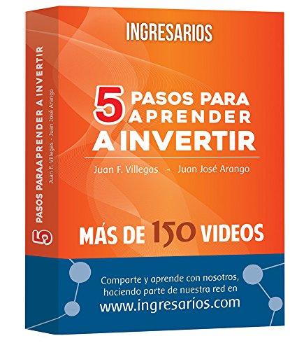 INGRESARIOS aprender Invertir revolucionan Spanish ebook product image
