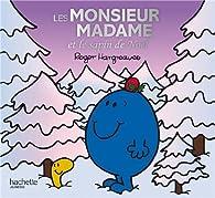 Les Monsieur Madame et le sapin de Noël par Adam Hargreaves