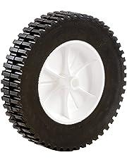 Shepherd Hardware 6-Inch Semi-Pneumatic Rubber Replacement Tire