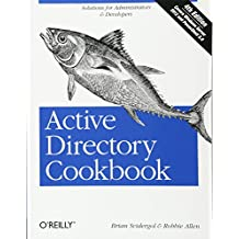 Active Directory Cookbook: Solutions for Administrators & Developers