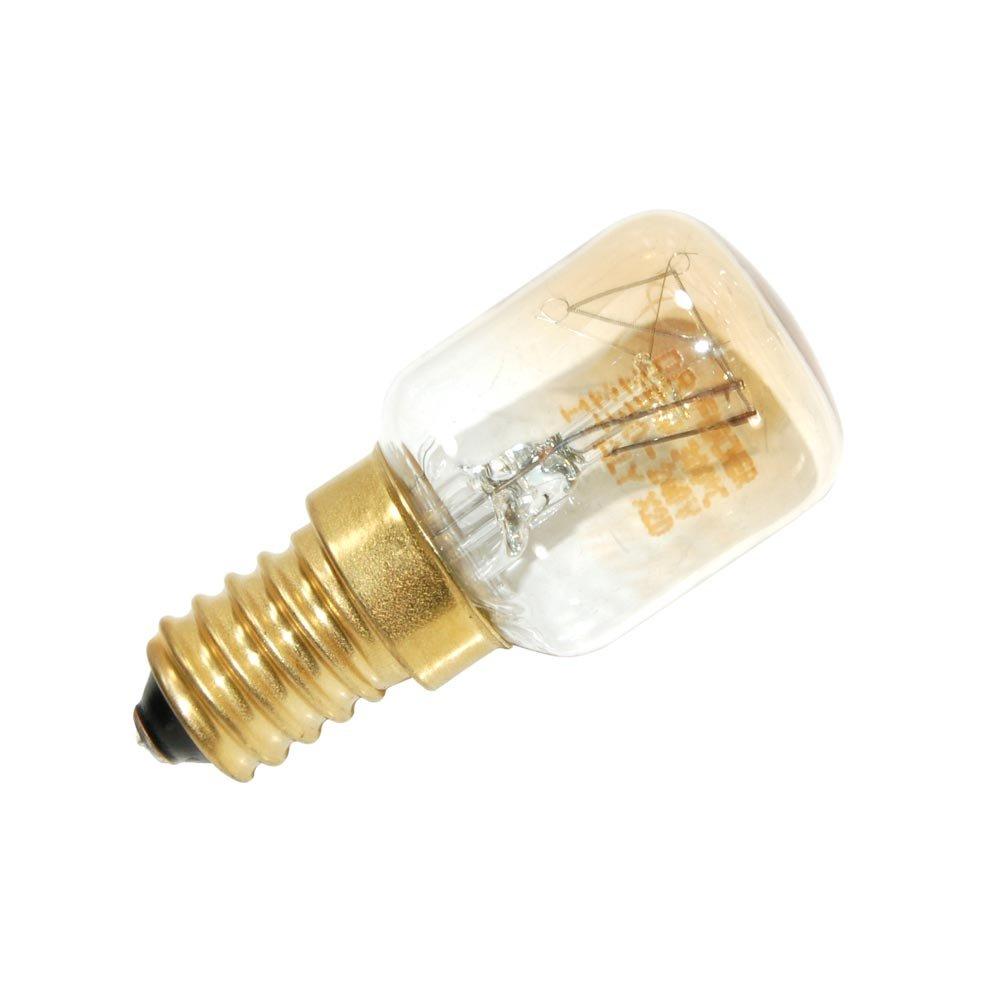 Fits Cannon 25 w 300 ° Degree e14 Oven Lamp Light Bulb 240 V