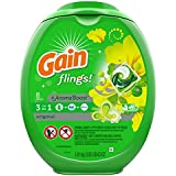 Gewinn Flings Laundry Detergent Pacs, Original Scent, 81 count