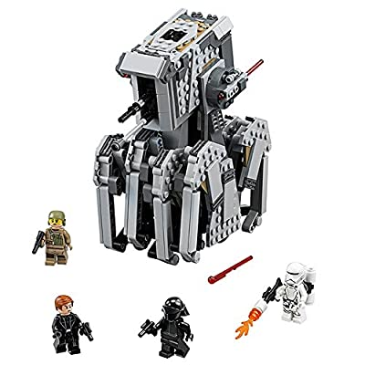 LEGO Star Wars Episode VIII First Order Heavy Scout Walker 75177 Building Kit (554 Piece): Toys & Games