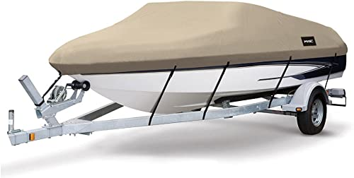Heavy Duty Trailerable Waterproof Runabout Cover [MSC] Picture