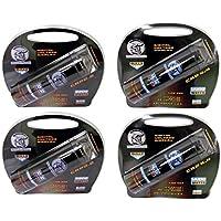 BULLZ AUDIO Bcap 2.2 Farad Digital Power Capacitors (2) + BCAP 4.4 Capacitors (2)