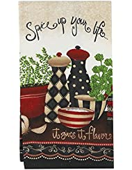 Perfect Kay Dee Designs R2270 Spice Up Your Life Terry Towel