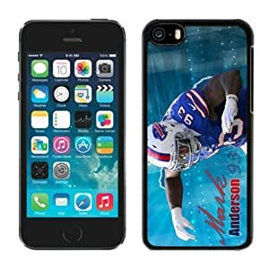 NFL&Buffalo Bills Mark Anderson iphone 5C phone cases&Gift Holiday&Christmas Gifts PHNK624914