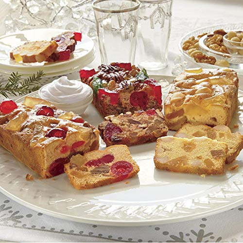(Buy all 3 Original, Butter Rum and Macadamia Nut Fruitcakes from The Swiss)
