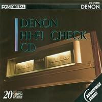 Denon Hi Fi Check