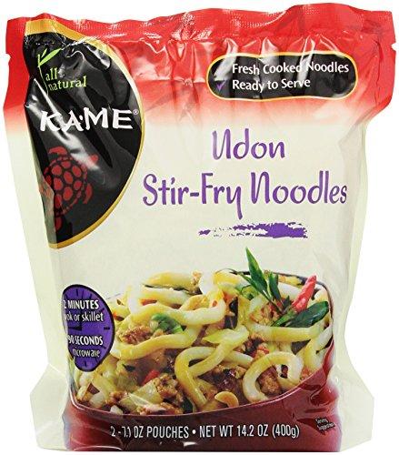 (Ka-Me Stir Fry Noodles, Udon, 14.2 Ounce (Pack of 6))