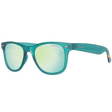 ede8f197f9ee Polaroid Polarized Wayfarer Unisex Sunglasses - (PLD 6009 N S PVJ 48K7