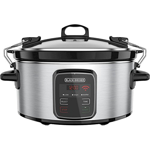 black-decker-best-programmable-crock-pot-6-quart-slow-cooker-with-wifi-enabled