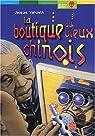 La Boutique du vieux chinois, nouvelle édition par Venuleth