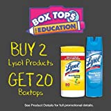 Lysol Disinfecting Wipes and Spray Value Pack Bundle