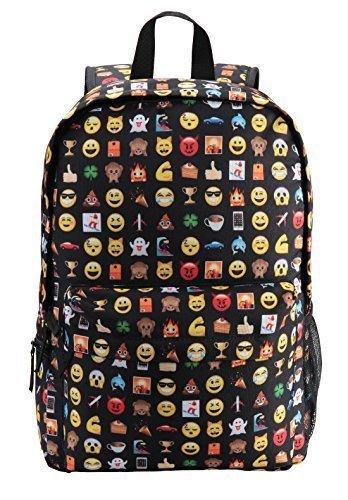 Cabin Max Haul School / Sports Bag / Backpack / Rucksack / Daypack (Emoji) [並行輸入品] B078WWJYGX