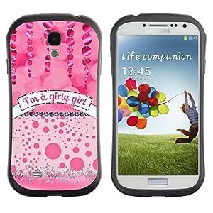 Suave TPU GEL Carcasa Funda Silicona Blando Estuche Caso de protección (para) Samsung Galaxy S4 I9500 / CECELL Phone case / / Deep Sad Emo Depression Nature /