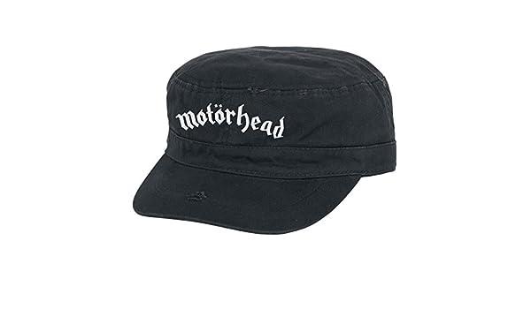 63e035c4717 Amazon.com  Urban Classics Merchcode Motorhead Destroyed Cap MC230  Sports    Outdoors