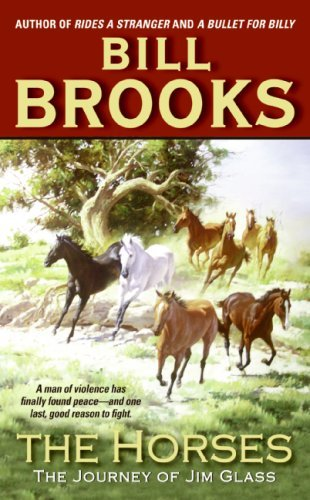 book cover of The Horses