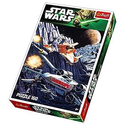 Trefl 58028 - Puzzle Classique - Star Wars - 160 Pièces