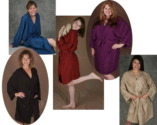 Robe Kimono Embroidered Several Choices product image