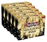 Yugioh Maximum Gold Trading Cards Display Booster