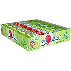 Airheads Green Apple, 0.55 Ounce - Pack of 36