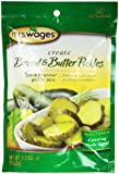 Mrs. Wages Bread n Butter Pickle Mix, 5.30-Ounce Packets, (Pack of 6)