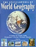 Front cover for the book Encyclopedia of World Geography by Graham Bateman