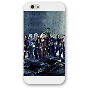 """Onelee Customized Marvel Series Case for iPhone 6 4.7"""", Marvel Comic Hero The Avengers iPhone 6 4.7"""