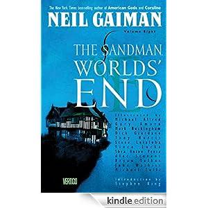The Sandman Vol. 8: Worlds' End Neil Gaiman, Bryan Talbot, Michael Zulli and Michael Allred