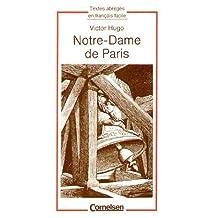 Notre- Dame de Paris. Textes abreges en francais facile. (Lernmaterialien)