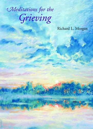 Meditations for the Grieving/Out of Print (Herald Press Meditation Series)