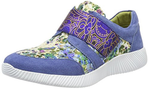 bleu Sneaker Blu Laura Vita 09 Delphine Donna Bleu Zx4aYx