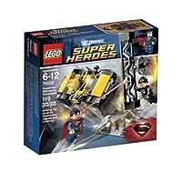 LEGO Superheroes 76002 Superman Metropolis Showdown from LEGO Superheroes
