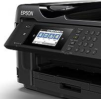 Epson Workforce WF-7710DWF Inyección de Tinta 32 ppm 4800 x 2400 ...