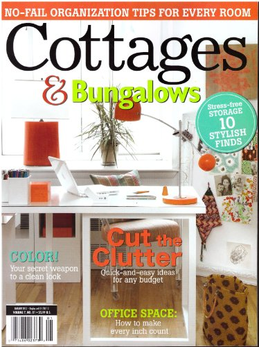 Bungalow Home Office - Cottages & Bungalows January 2013