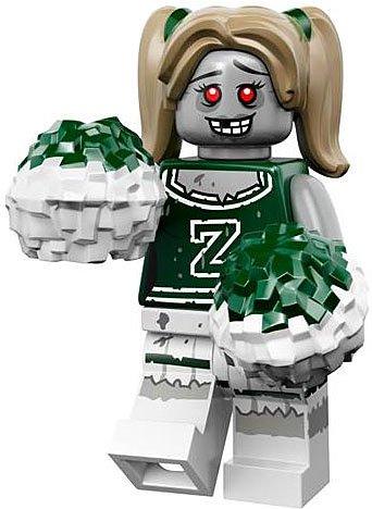 LEGO Series 14 Minifigure Zombie (Halloween Figures Uk)