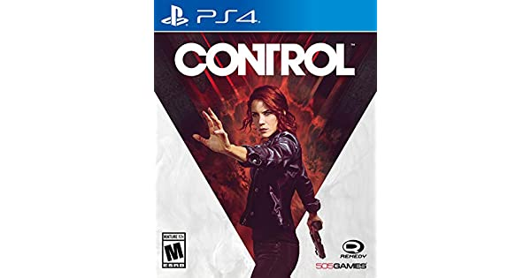Amazon com: Control - PlayStation 4: 505 Games: Video Games
