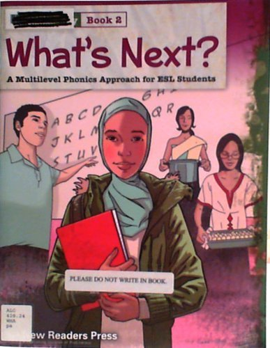 What's Next? Introductory Book 2: A Multilevel Phonics Approach for ESL Students by Lia Conklin (2011-06-30)