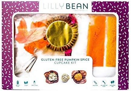 [해외]Gluten-Free Pumpkin Spice Cupcake Gift Box / Gluten-Free Pumpkin Spice Cupcake Gift Box