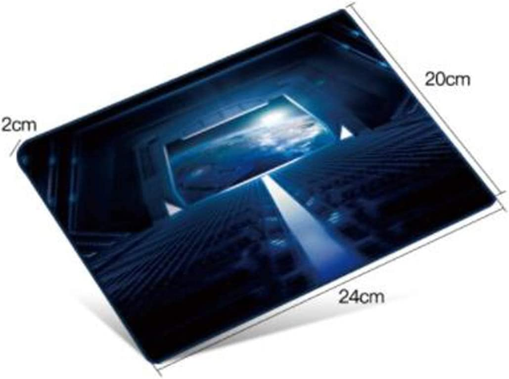 900x4003mm Mouse pad HENGTONGTONGXUN Mouse Pad Keyboard Pad Table Mat Oversized Romantic Candlelight Theme Color : A4-80cm30cm