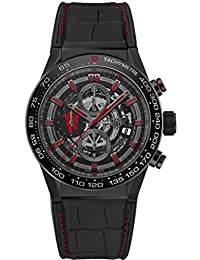 TAG HEUER CARRERA Calibre HEUER 01 Automatic Chronograph Limited Edition Red Devil Manchester United CAR2A1J.FC6400