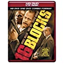 16 Blocks (Combo HD DVD and Standard DVD)