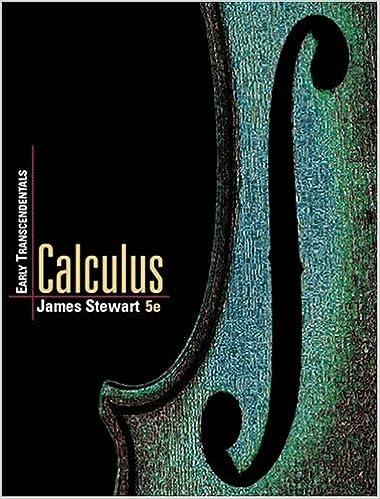 Calculus: Early Transcendentals: James Stewart: 9780534393212 ...