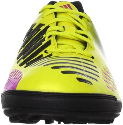 Real Madrid By adidas Zapatillas Fútbol Sala Absola Lz Trx Tf Zap Futamai, amarillo - Gelb (VIVYEL/RUNWH), 45 1/3