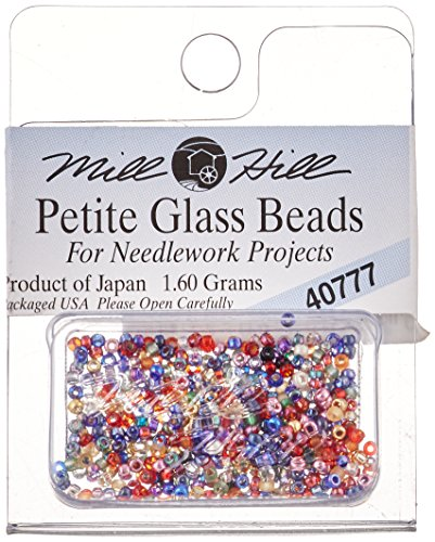 Mill Hill Petite Glass (Mill Hill Petite Glass Seed Beads, Potpourri)