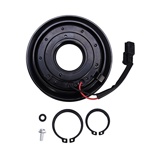 A/c Clutch Pulley - ACUMSTE AC A/C Compressor Clutch Kits For Nissan Altima Sentra 4CYL 2.5L 2007-2012