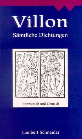 Sämtliche Dichtungen, Französisch und Deutsch
