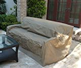 Patio Garden Outdoor Large Sofa Cover.New. Patio Furniture Cover. 93''L.