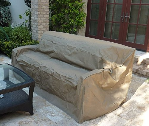 Patio Garden Outdoor Large Sofa Cover.New. Patio Furniture Cover. 93